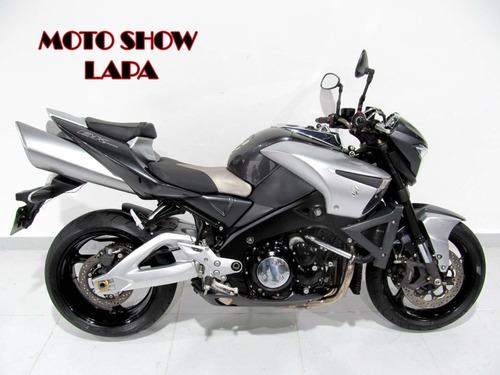 Suzuki B-king 2012 Cinza