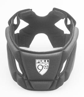 Full90 Sports Performance Soccer Headgear, Negro, Medio