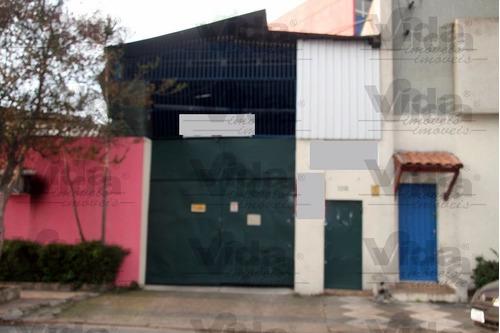 Imagem 1 de 15 de Galpão Para Aluguel, 300.0m² - 30632