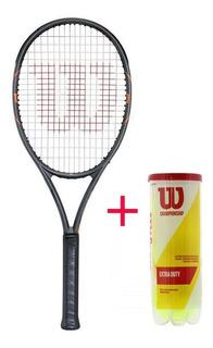 Raquete De Tenis Wilson Burn Fst 95 320g