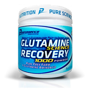 Glutamina Science Recovery 300g Performance Nutrition