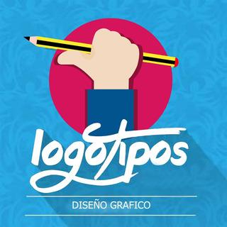Diseño Logotipo Profesional (100%vectorizado)