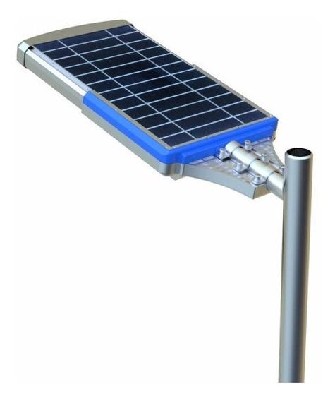 Luminária/poste Solar Fotovoltaica Publica - 50 W