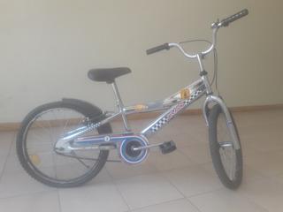 Bicicleta Olmo Modelo Podium Cromada Rodado 20