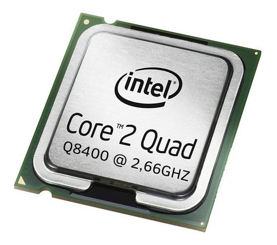 Processador Intel Core2 Quad Q8400 4mb 2.66ghz 775 1333mhz