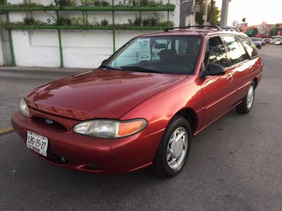 Ford Escort Vagoneta Lujo Ba Aa At 1997