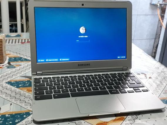 Notebook Chrome Em Perfeito Estado.