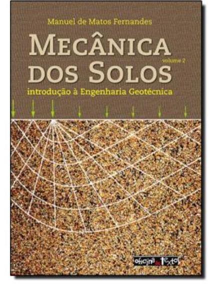 Mecanica Dos Solos - Introducao A Engenharia Geotecnica Vo