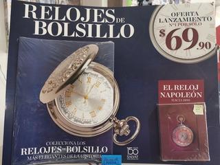 Relojes De Bolsillo Mas Elegantes De La Historia Fasiculo 1