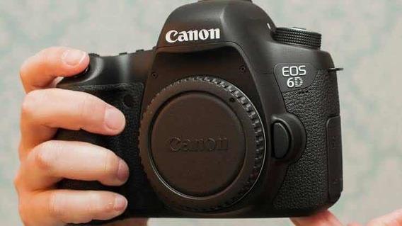 Vendo Kit Câmera 6d + Lente 24-105 + Flash + Rádio Flash