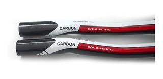 Clip Triathlon Carbono Novas Cores