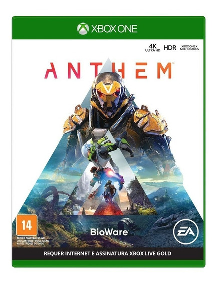 Anthem - Xbox One - Frete Grátis!
