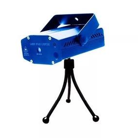 Kit 2 Mini Projetores Holografico Efeitos Especiais-laser