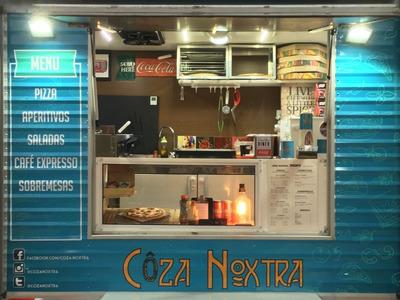 O Famoso Food Truck Côza Noxtra De Florianópolis A Venda!