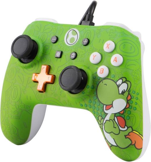 Controle Nintendo Switch Controle Wired Com Fio Ed Especial