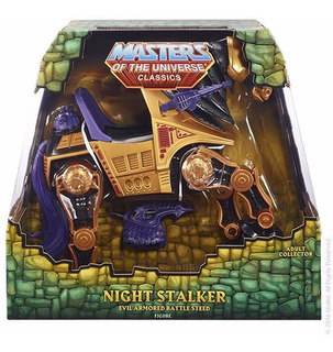 Motuc He-man Masters Of The Universe - Night Stalker - Nuevo