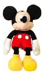 Muñeco Mickey Grande Peluche Con Luz Disney Orig. Ditoys