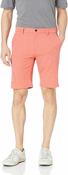 Pantalón Corto Para Golf Marca Greg Norman Talla 32, Origina