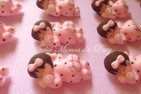 50 Lembrancinhas Maternidade/chá De Bebê Biscuit