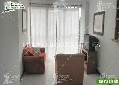 Arrendamiento Amoblados Por Meses En Medellín Cód: 4319