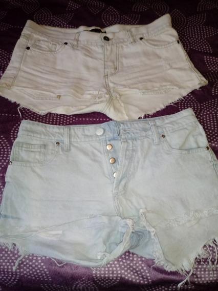 Shorts De Jean Talle 30
