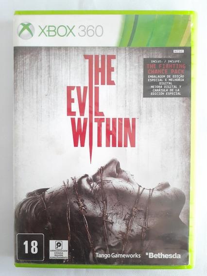 The Evil Within - Xbox 360 - Mídia Física