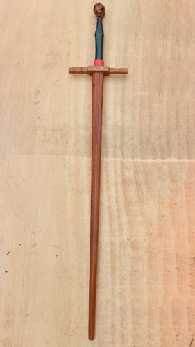 Espada Longa De Madeira/ Waster/ Hema/ Espada Medieval