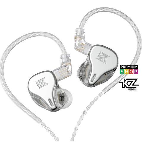 Imagen 1 de 8 de Auriculares In-ear Kz Dq6 Monitoreo 3 Vias / Driver X Lado