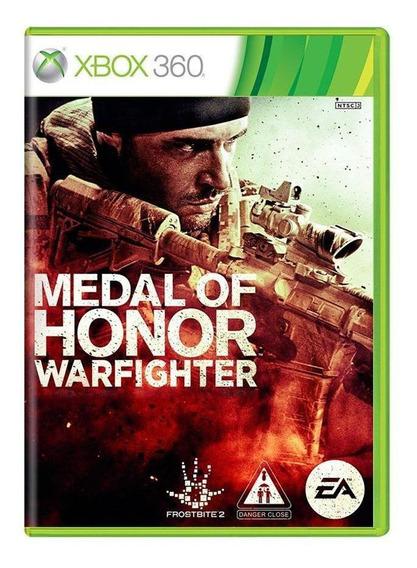 Medal Of Honor Warfighter Xbox 360 Mídia Física
