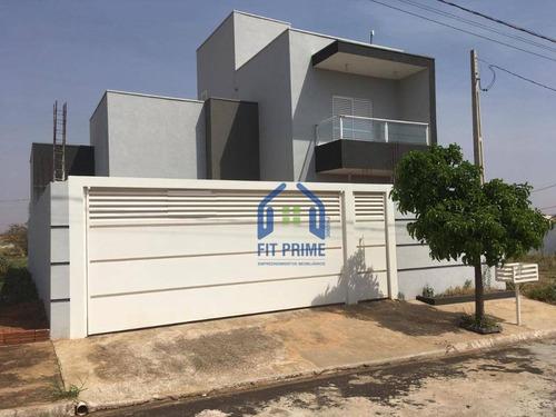Casa À Venda Em Cedral/sp - Ca2200