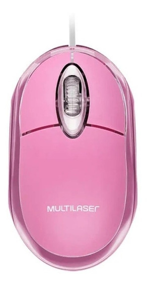 Mouse Multilaser Classic Box Usb Mo181