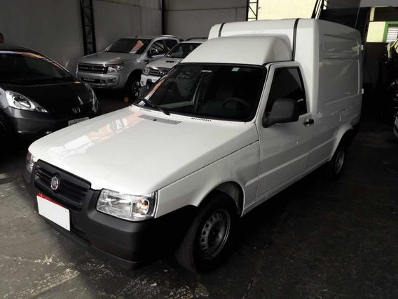 Fiat Fiorino Furgão 1.3 Flex Branco 2013 Revisada