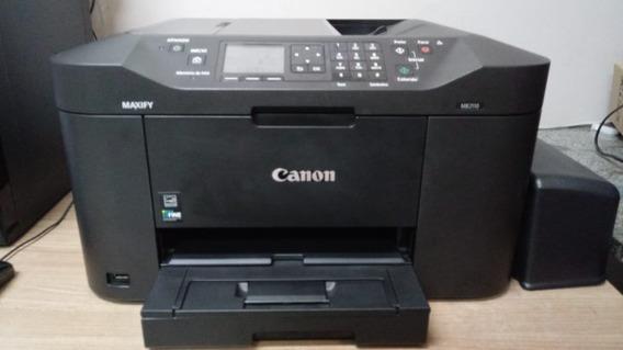 Impressora Multifuncional Canon Mb2110 Bulk Ink 1.250ml