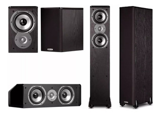 Combo Polk Audio Tsi100 + Tsi300 + Cs10 5.0 Mod 5887 1045