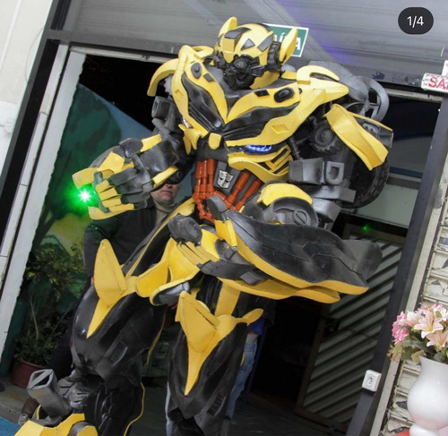 Imagem 1 de 1 de Festa Robo