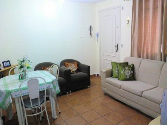 Apartamento 2 Quartos Cdhu Parque Santo Antônio Sp