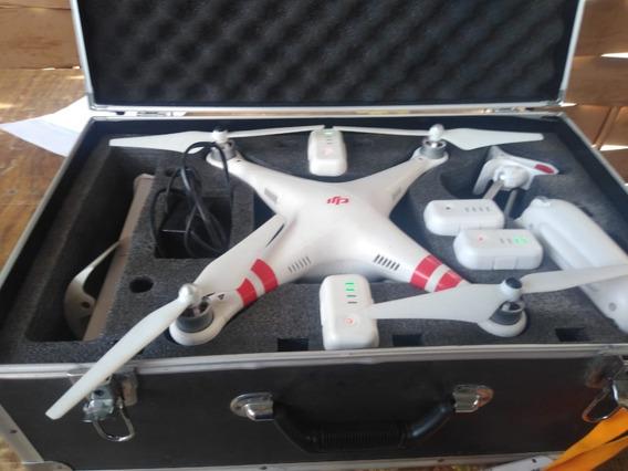 Drone Phanton 2 Vision + Case 3 Bat Reserva