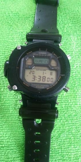 Relógio Casio G Shock Antigo Modelo Dw 6700 Leia Descrição