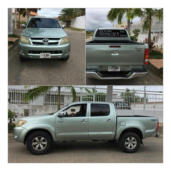Toyota Hilux Kavak 4 Puertas