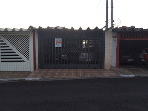 Casa Terrea, Jd. Veloso, Osasco, 2 Dorm, 2 Vagas - 6604