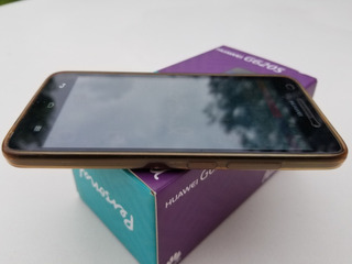 Celular Huawei Ascend G620s Con Cover