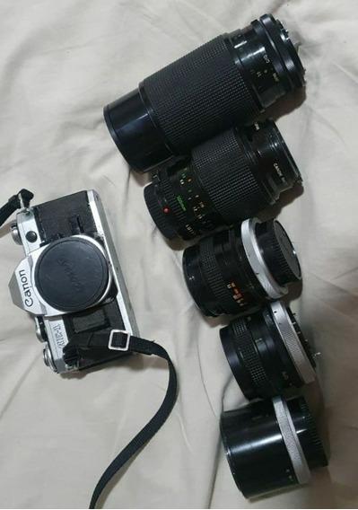Câmeras E Lentes
