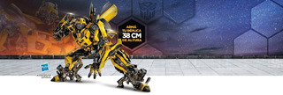 Coleccion Arma Transformers Bumblebee Varios N° Disponibles