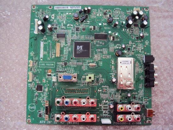 Placa Principal Para Televisor Philips 26pfl3404/78