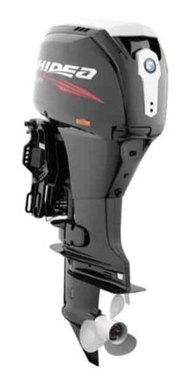 Hidea 40hp Efi-4t Entrada R$10.000+12 X R$1.285,00 Encomenda