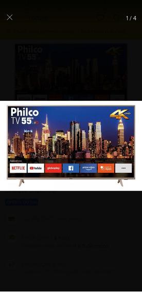 Tv Philco 55 Smart Tv