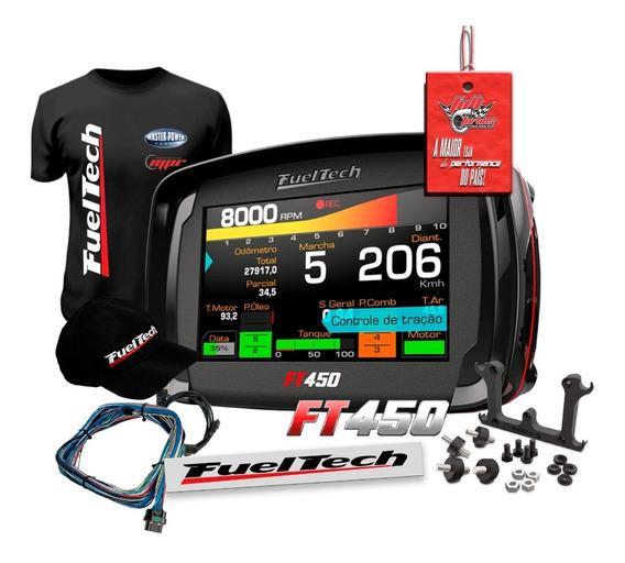 Fueltech Ft450 Com Chicote 3m + Ultra Brinde+ 12x Sem Juros