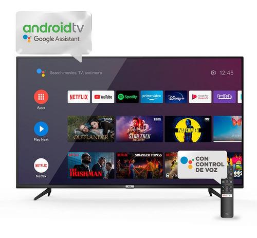 Imagen 1 de 5 de Smart Tv 55  4k Ultra Hd Tcl L55p615