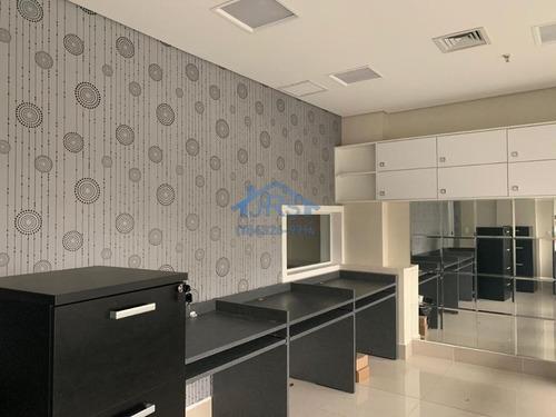 Sala Para Alugar, 50 M² Por R$ 2.600,00/mês - Empresarial 18 Do Forte - Barueri/sp - Sa0306