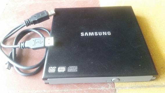Unidad Cd Rw Dvd Rw Portatil Samsung Usb